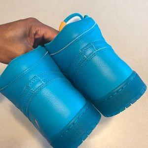 Jordan Shoes - Jordan 1 Gatorade blue